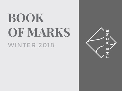 Book of Marks
