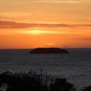coucher de soleil Ti Paté