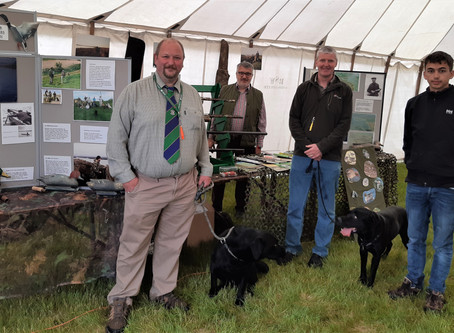 BWA at the Essex Young Farmers Show 2019