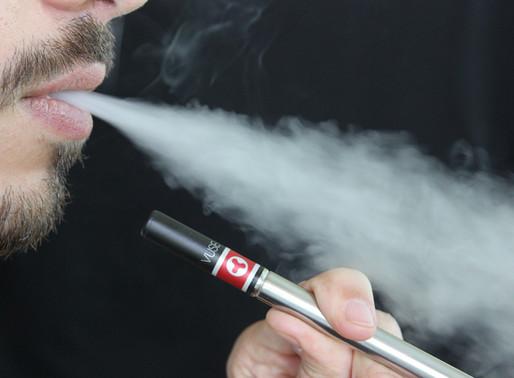 e-Cigarette Ban Experiment - San Francisco