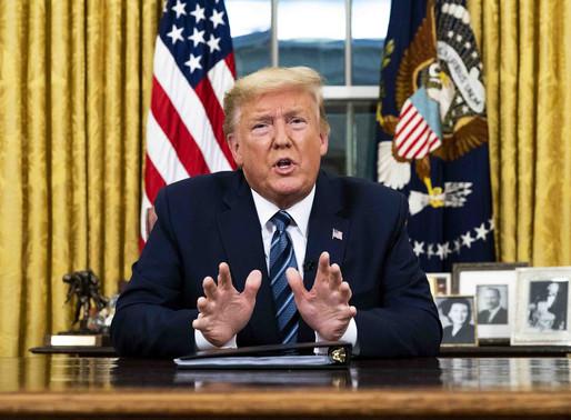 President Trump signs off on coronavirus bill