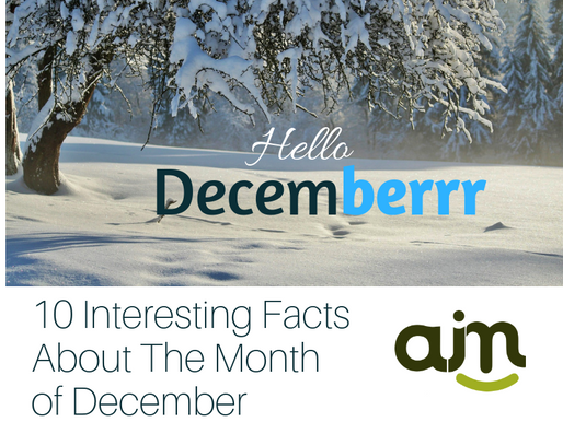 10 Interesting Facts About The Month Of December