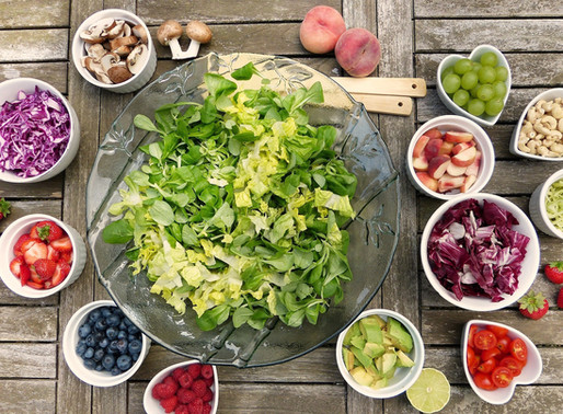 MEMORY AND A HEALTHY DIET