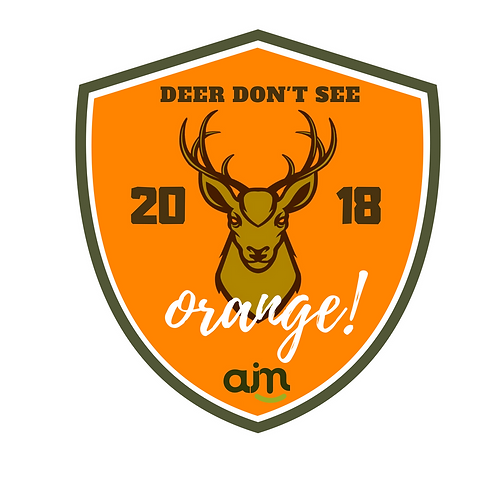 Deer Don't See Orange