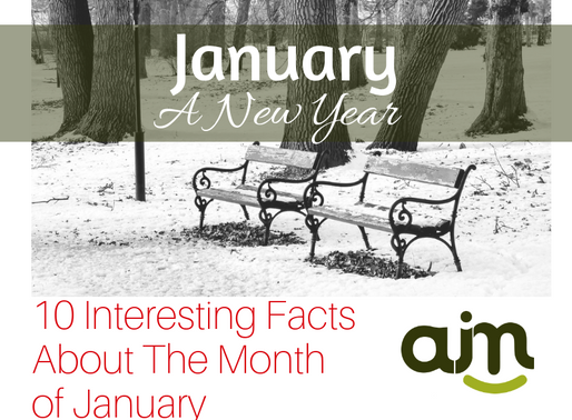 10 Interesting Facts About The Month Of January