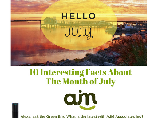 10 Interesting Facts About The Month Of July