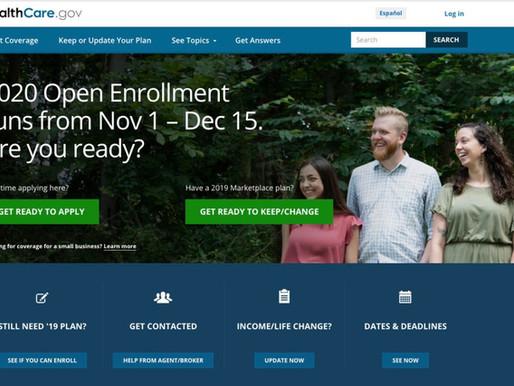 CMS Extends Open Enrollment 2020