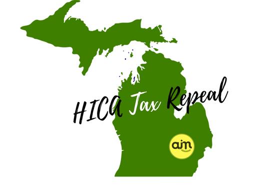 Michigan Repeals HICA Tax