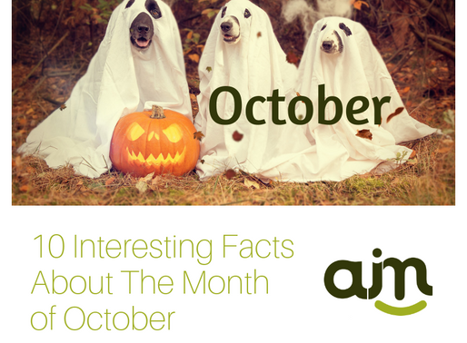 10 Interesting Facts About The Month Of October