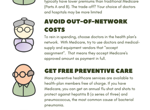 6 Smart Ways Seniors Can Save On Medical Costs