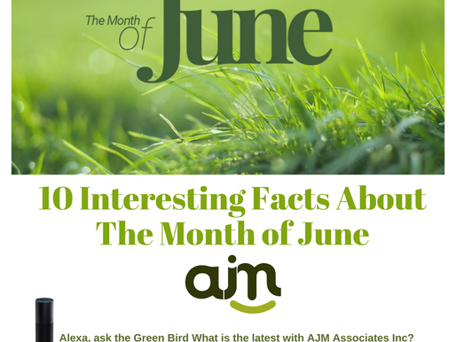 10 Interesting Facts About The Month Of June