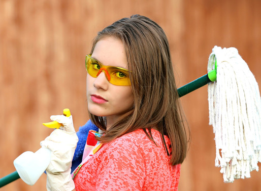Why Cleaning Your Home Can Boost Overall Well-being