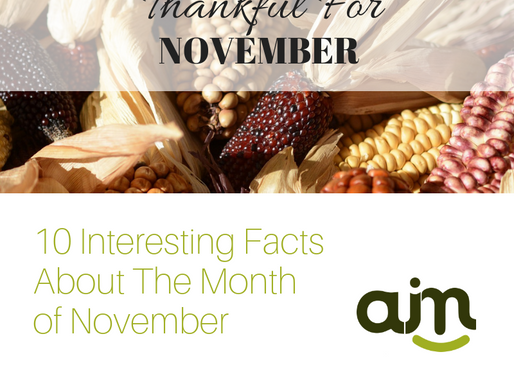 10 Interesting Facts About The Month Of November