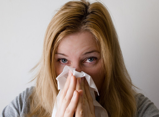 It's That Time of the Year Again: Flu Season Is Here!