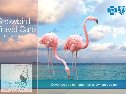 Snowbird Travel Care Program