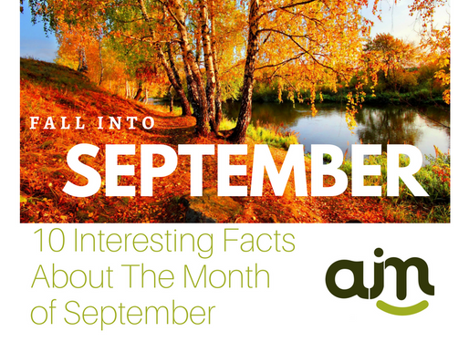10 Interesting Facts About The Month Of September