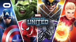 Marvel VR Powers United