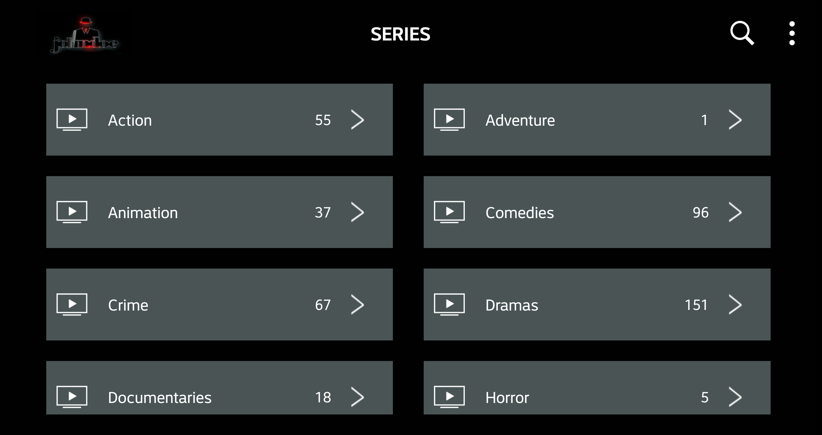 John Doe Streams   IPTV Subscriptions   Only £55 a year