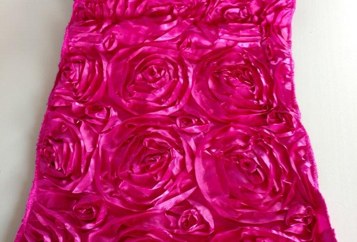 Rosette Hot Pink Runner