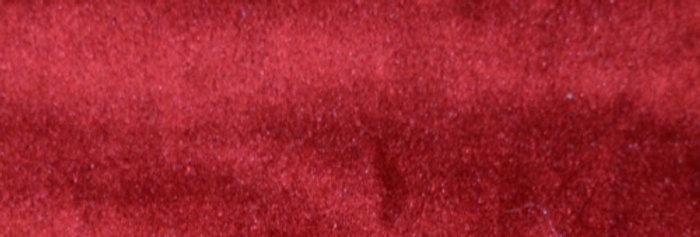 RENTAL - LUXE Velvet Crimson Tablecloth