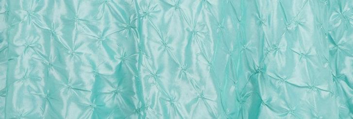 Pinwheel Turquoise Tablelcoth