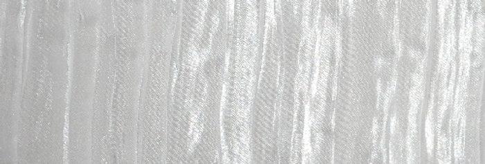RENTAL - Accordion Satin White Tablecloth