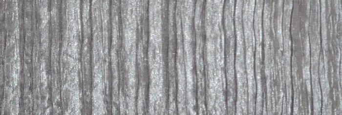 RENTAL - Accordion Satin Silver Tablecloth