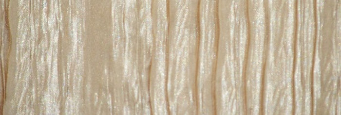 RENTAL - Accordion Satin Champagne Tablecloth