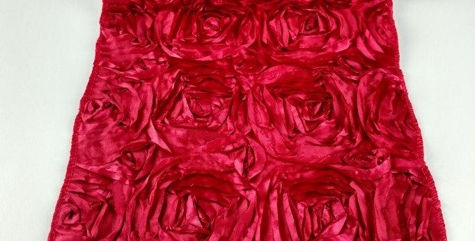 Rosette Candy Red Runner