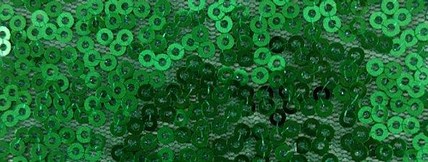 Sparkle Sequin Emerald Tablecloth