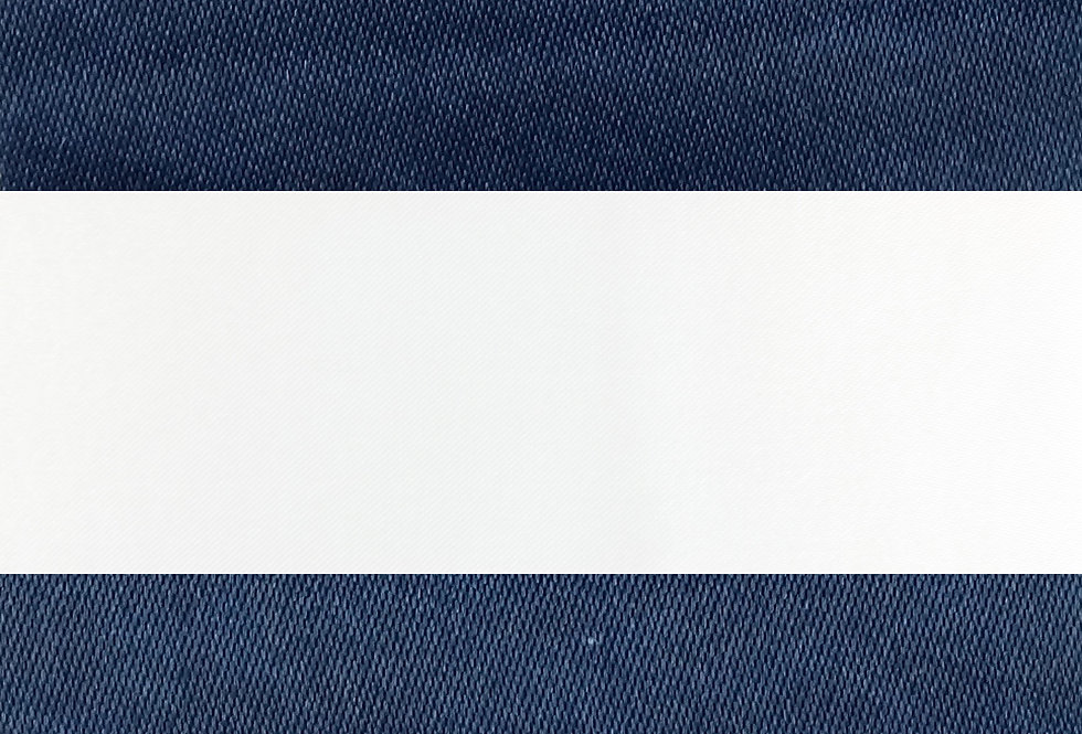 Canopy Stripes Navy Tablecloth