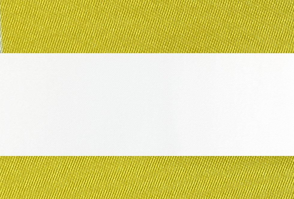 Canopy Stripes Lemon Tablecloth