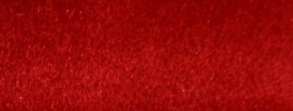 LUXE Velvet Red Tablecloth