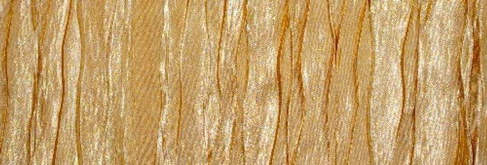 RENTAL - Accordion Satin Gold Tablecloth