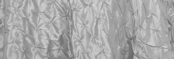 Pinwheel Gray Tablelcoth