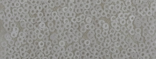 Sparkle Sequin White Tablecloth