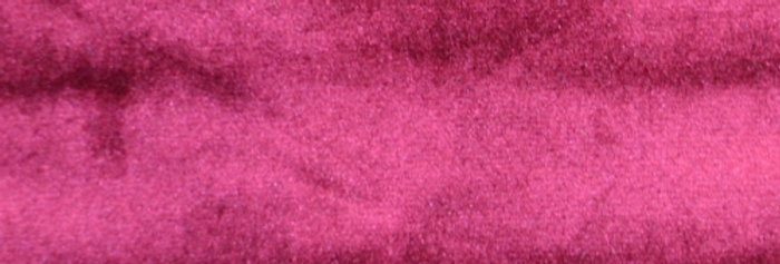 LUXE Velvet Merlot Tablecloth
