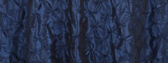 Pinwheel Royal Blue Tablelcoth