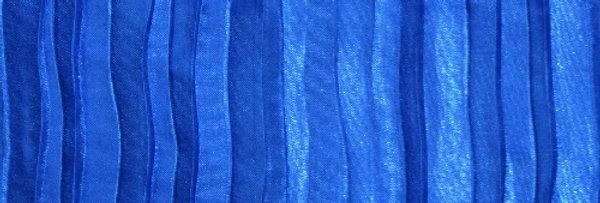 RENTAL - Accordion Satin Royal Tablecloth