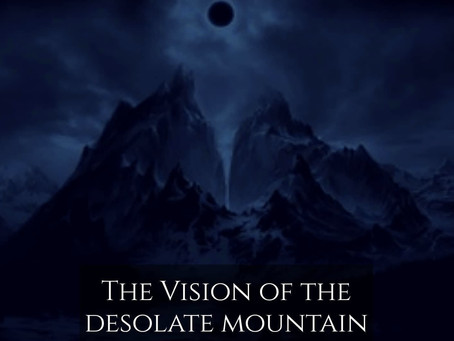 Vision of the Desolate Mountain (America)