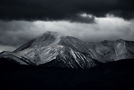 black-and-white-dark-mountain-valley-wal