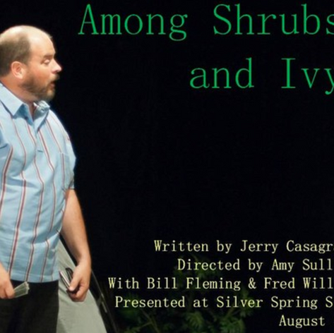 Among Shrubs & Ivy