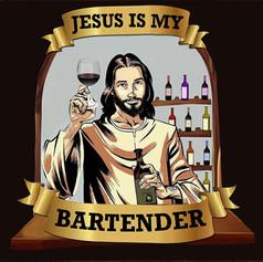Bartender Named Jesus