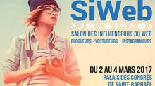 Salon des influences du Web Hôtel les Amandiers Saint-Raphaël