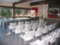 Les Amandiers, Hôtel à Saint-Raphaël, Locations Vacances, Piscine chauffée  Salle séminaires en théatre