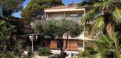 facade lavandes