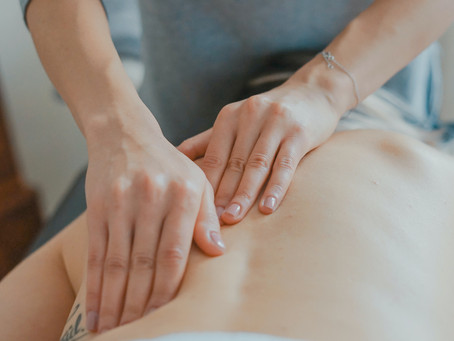 Benefits of massage for pregnant and postpartum women