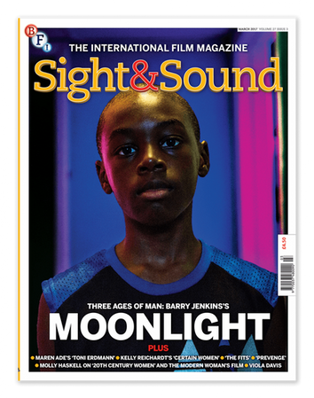 Sight & Sound Cover interview with Barry Jenkins on the film Moonlight