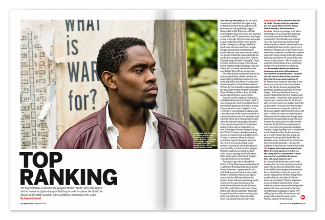 Sight & Sound Interview with Idris Elba on Yardie