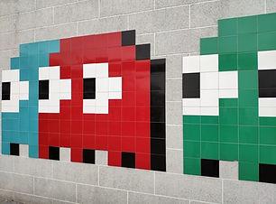Pac man wall tiles.jpg